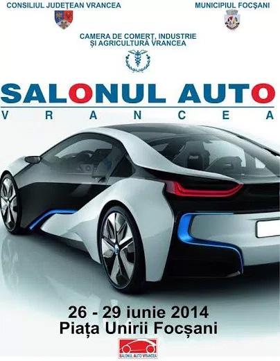 Salonul Auto Vrancea ediția 2014