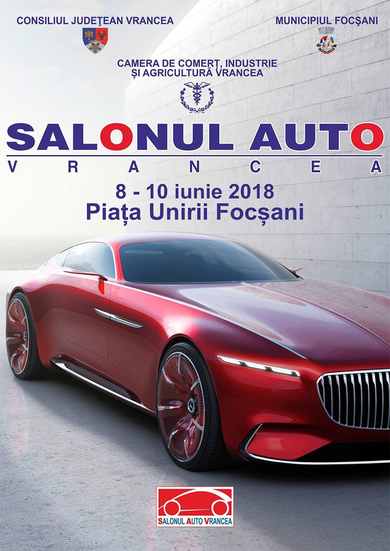 Salonul Auto Vrancea ediția 2018